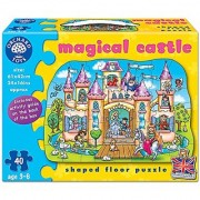 Magical Castle Shaped Floor Puzzle