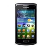 """Samsung Wave 3 (S8600) Móvil libre (pantalla táctil de 4"""" 480 x 800, procesador de 1.4 GHz) color blanco [Importado de Alemania]"""