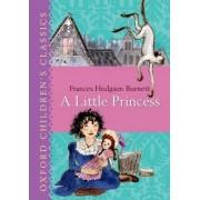 Oxford Children's Classic:A Little Princess by Frances Hodgson Burnett