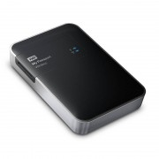 Hard disk extern Western Digital My Passport Wireless 1TB 2.5 inch USB 3.0