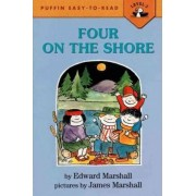 Four on the Shore by Edward Marshall