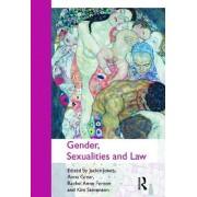 Gender, Sexualities and Law by Jackie Jones