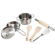 Hape - Playfully Delicious - Chefs Cooking Set Playset