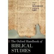 The Oxford Handbook of Biblical Studies by J. W. Rogerson