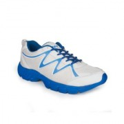 Wega Life RUN White/Blue Mens Running Shoes