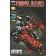 "Marvel Heroes N° 31 : "" Code Rouge "" ( Hulk / Avengers : The Intiative / The Mighty Avengers / Thor )"