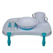 Bo Jungle B-Dinner Tray Set White B550500