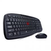 iBall Achiever Duo X9 Deskset (Keyboard+Mouse)