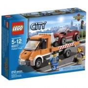 Lego CITY Flatbed Truck V29 60017