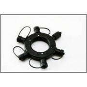 Easy Connect connecteur Etoile Noir 5 sorties