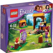 LEGO Amigos campamento de aventura de tiro con arco 41120 6 +