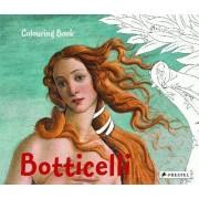 Colouring Book Botticelli by Prestel