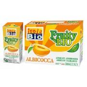 Nectar bio de caise Fruity 3x200ml