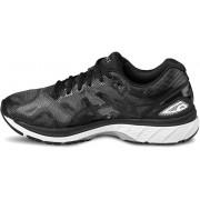 asics Gel-Nimbus 19 Scarpe da corsa Uomini grigio/nero Scarpe da corsa su strada