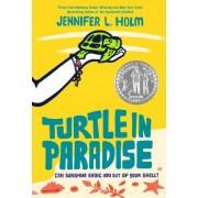 Turtle in Paradise by Jennifer L Holm