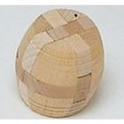 Wooden Barrel Puzzle by Wood Expressions