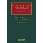 Ship Sale and Purchase by Iain Goldrein