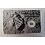 Meteorit lunar autentic NWA 7986, mare