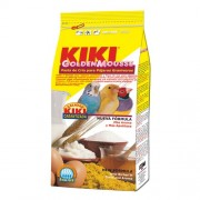 KIKI GoldenMousse 1kg krmivo s vajíčkem