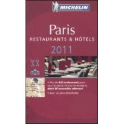 Michelin Guide Paris 2011 2011 by Francia