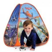 The Ninja Corporation 6449 - WD Planes Tenda Gioco, Poliestere, Stampata su 4 Lati, 75 x 75 cm x Altezza 90 cm