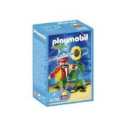 Playmobil Circus Clown With Flower
