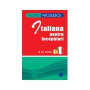 Italiana pentru incepatori cu CD audio