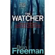 The Watcher by Brian Freeman