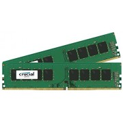 Crucial CT2K16G4WFD8213 DDR4, 32 GB (2 x 16 GB), DIMM, 288-Pin, 2133 MHz, PC 4-17000, CL, 15, 1,2 V, con memoria interna