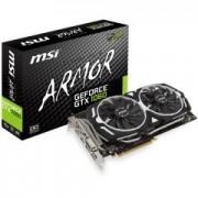 MSI Video Card GeForce GTX 1060 ARMOR OC GDDR5 6GB/192bit
