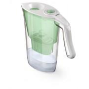 Laica Aida zöld vízszűrő kancsó +2 db választható szűrőbetéttel