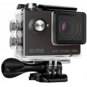 Camera Video de Actiune Acme VR05, Filmare Full HD, 12 MP, WiFi (Negru)