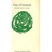 Uses of Literature by Monroe Engel