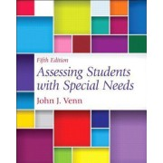 Assessing Students with Special Needs with Pearson eText Access Card Package by John J Venn