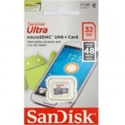 SanDisk SD 32GB micro ultra 48mb/s