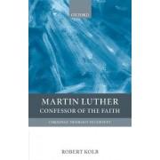Martin Luther by Robert Kolb