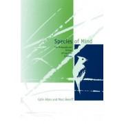 Species of Mind by Colin Allen