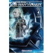 Soule Charles Star Wars. Obi-wan And Anakin Nº 04/05