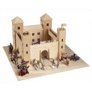 Pebaro 887 - Castello dei cavalieri in legno