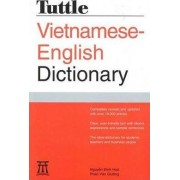 Tuttle Vietnamese-English Dictionary by Dinh Hoa Nguyen