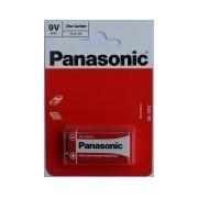 Panasonic baterie 9v zinc carbon 1 buc la blister