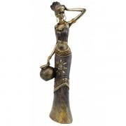 AFRICAN-LADY H-255 41094 Eglo, statueta