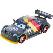 Masinuta Racer Cars Mattel Cars Carbon Racer Max DHM75-DHM77