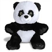 Hashtag Panda Teddy Bear By Build A Furry Friend. Cuddly Soft Plush 16 Inch Stuffed Animal. Handmade Quality. With Stuffing, Star Heart & Birth Cert. Stuff, Zip, Hug In 2 Min. Best Gift 2015 2016