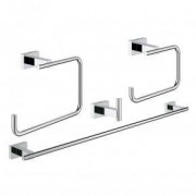 Grohe Essentials Cube Bad-Set 4 in 1 40778001