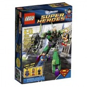 Super Heroes Superman Vs Power Armor Lex 6862