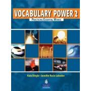 Vocabulary Power 2: Practicing Essential Words: Level 2 by Jennifer Recio Lebedev