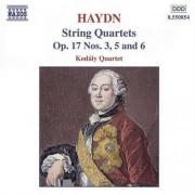 J. Haydn - String Quartets Op.17 (0730099585422) (1 CD)