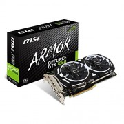 MSI GeForce GTX 1060 Armor 3 G OCV1