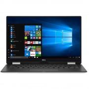 "Ultrabook Dell XPS 13 9365, 13.3"" QHD+ Touch, Intel Core i7-7Y75, RAM 8GB, SSD 512GB, Windows 10 Home, Argintiu"